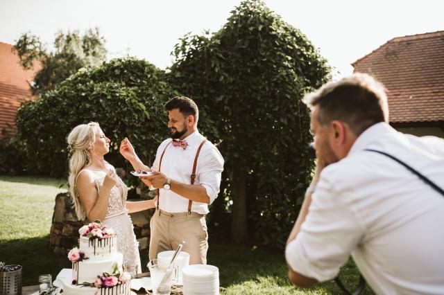 Nezapomenutelná svatební hostina krok za krokem