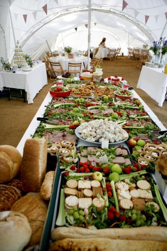 Light svatební menu pro mlsné jazýčky