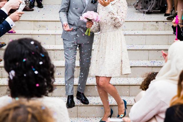 Svatební lodičky na vysokém podpatku: Jak v nich  vydržet co nejdéle?