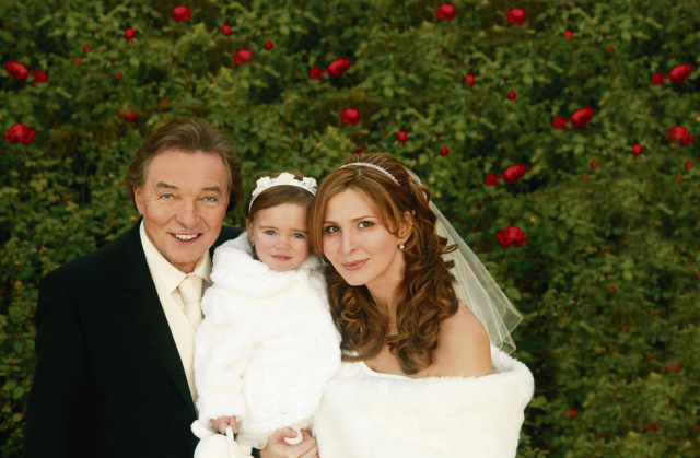 Vzpomínáte na svatbu Karla Gotta?