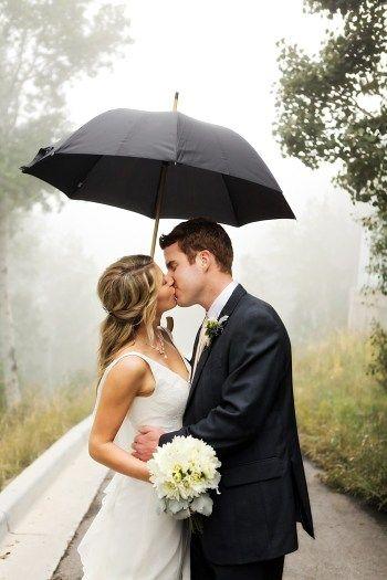 Svatební deštníky pro nevěstu a ženicha: Které vybrat?