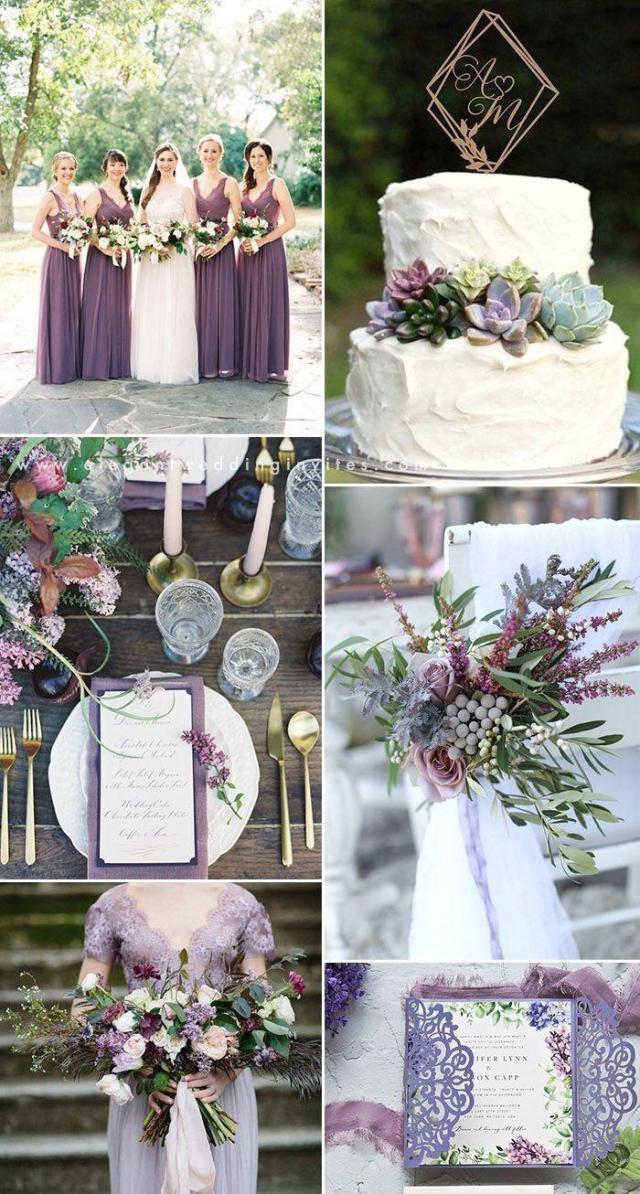 Inspirace i návod, jak zvolit vhodné svatební barvy