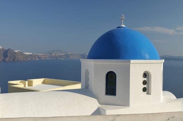Romantická svatba v Řecku
