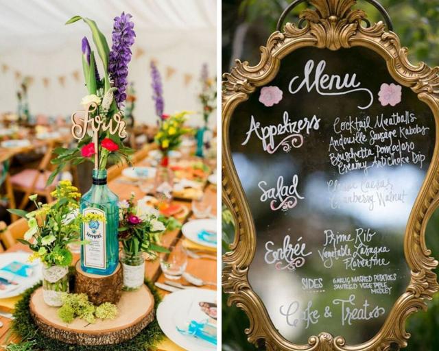 Dekorace stolu, květiny nebo okrasná zrcadla... to vše najde využití i v běžném chodu domácnosti