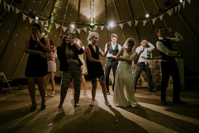 Svatební party se jen tak nezapomíná