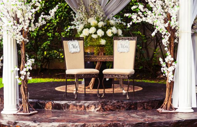 Uspořádejte svatbu podle vašich představ