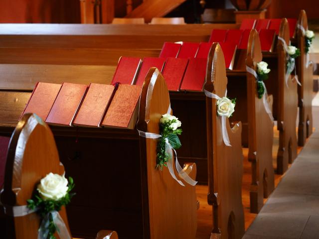 Svatba v kostele není automatická, vyžaduje specifickou přípravu