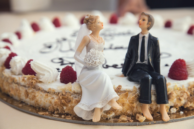 Co čekat od svatebního bazaru?