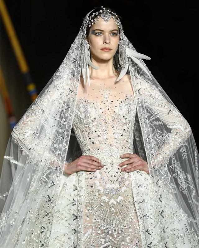 Couture Fashion Week 2020: Návrat antiky