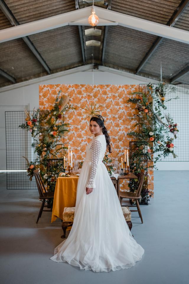 Retro svatba: Zpátky v čase do období první republiky