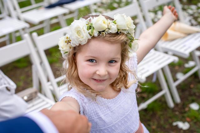 Maminka nevěsty a její role na svatbě