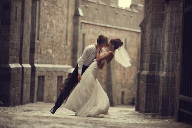 Umění svatebního fotografa