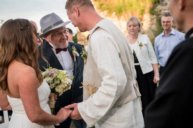 Časový harmonogram při focení svatby