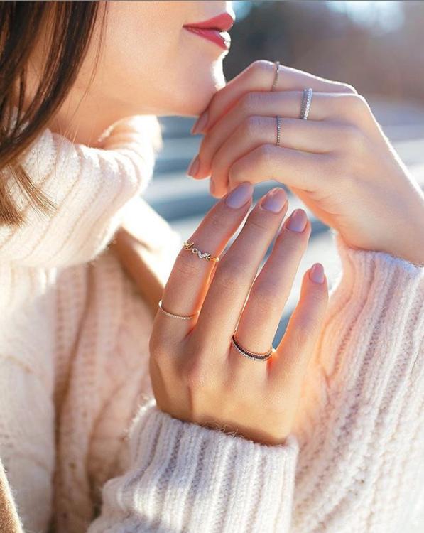 Působivý prsten