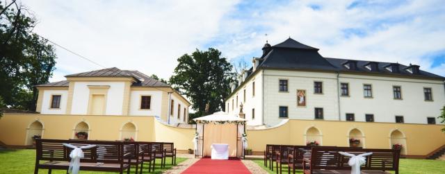 Zámecká restaurace Štáblovice