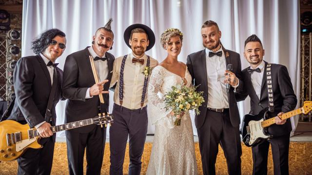 Vyhrajte milionovou svatbu s kapelou Rybičky 48