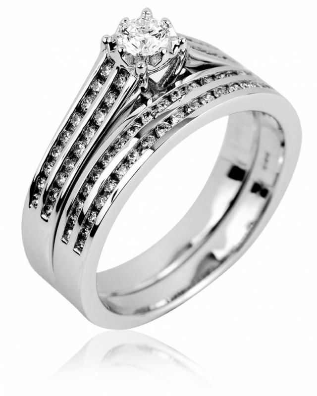 Snubní prsteny - Retofy Diamonds