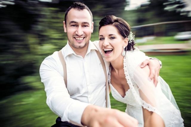 Svatební fotografie roku 2014