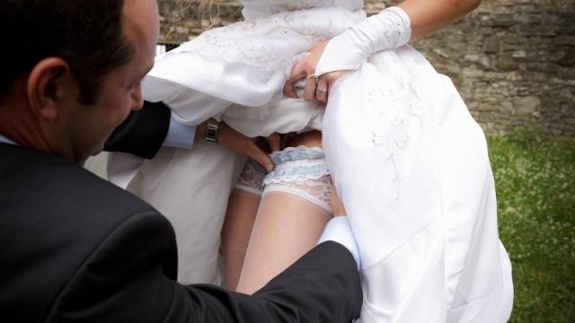 Svatební noc aneb spodní prádlo pro nevěsty