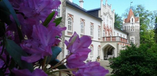 Zámek Chateau Herálec byl oceněn jako nejlepší hotel