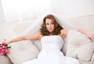 10 nejčastějších chyb, které dělají skoro všechny nevěsty