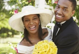 Africké svatební tradice
