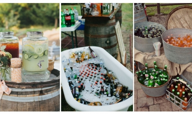 Alkohol na svatbu, jeho výběr a množství