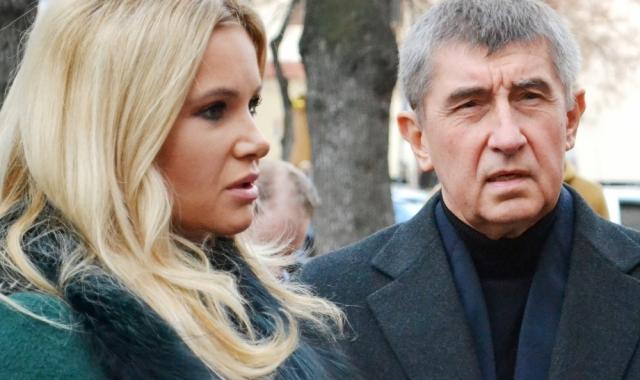 Andrej Babiš a Monika Babišová chystají svatbu!
