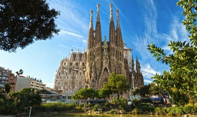 Barcelona - Gaudího perla Katalánska