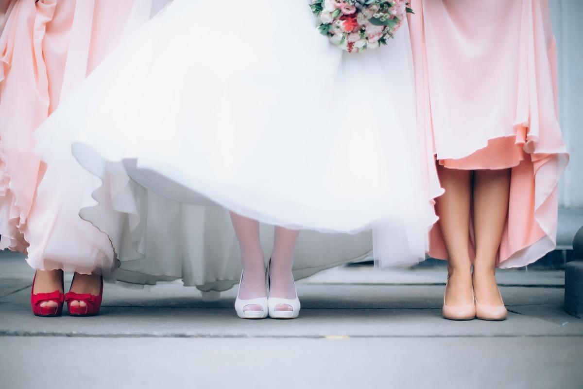 f36c0c04067 Boty na svatbu  pohodlné nebo elegantní  Jde i obojí!