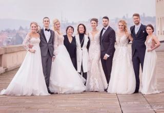 Brnu vládnou svatební veletrhy