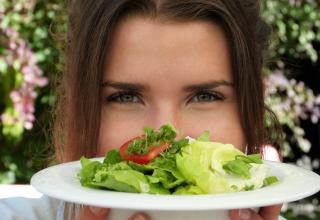 Co jíst jeden den před svatbou