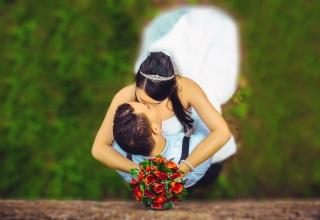 Dron na svatbě: Ano nebo ne?