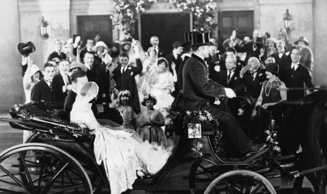 Historie svateb