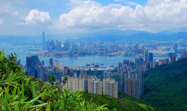 Hongkong - brána do Číny