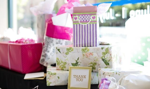 Inspirace na svatební dary