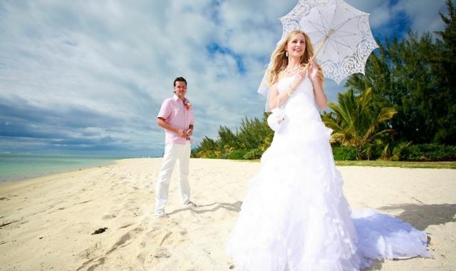 Jak na svatbu na Seychelách