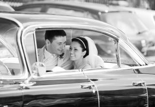 Jak se řadí svatební konvoj?