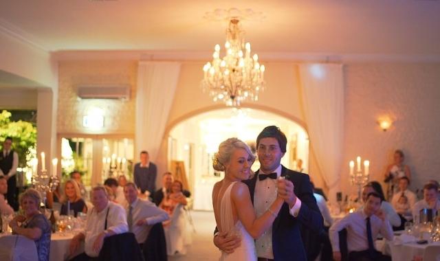 Jak se tančí svatební tanec?