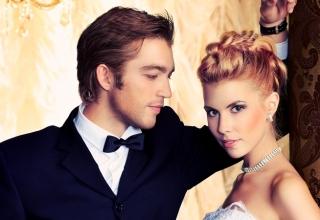 Jak sladit ženicha a nevěstu ve svatební den?