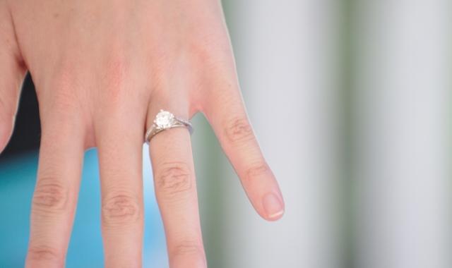Jak správně pečovat o snubní prsten
