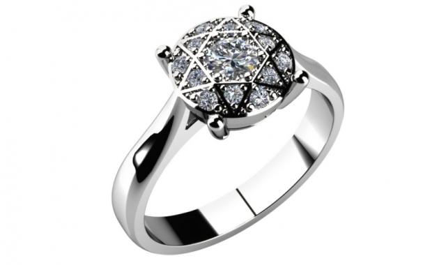 Jak správně vybrat zásnubní prsten