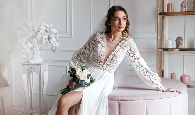 Jak vybrat svatební šaty podle typu postavy?