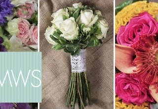 Jak vytvořit krásnou svatební kytici?
