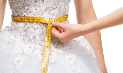 Jak zhubnout před svatbou na poslední chvíli?