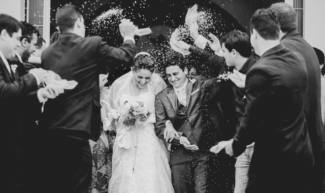 Když na svatbě nechcete děti!