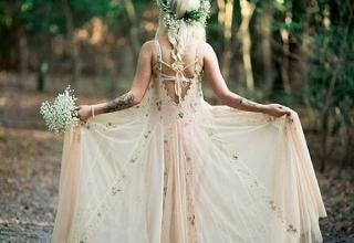 Květinové věnce na svatbu pro každé roční období