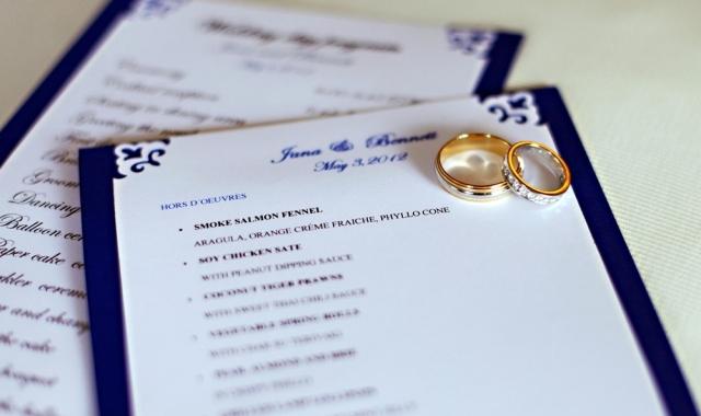 Manuál příprav a zařizování svatby