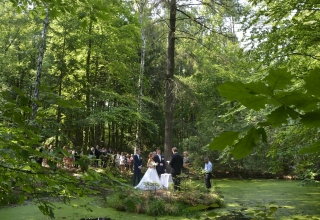Naše svatba v Brdech