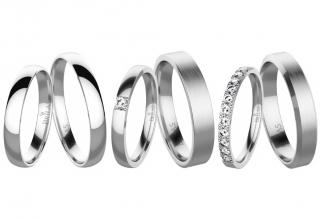 Neudělejte tyto 3 základní chyby při výběru snubních prstenů